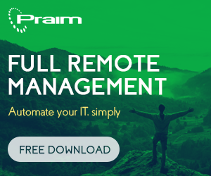 Praim Remote Management