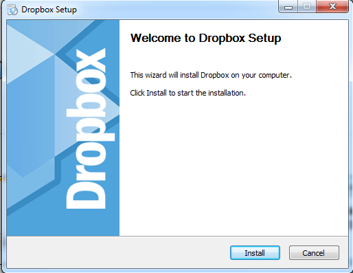 dropbox it just works case