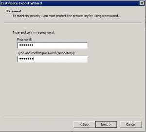 cert6-300x270 Exporting a Godaddy wildcard certificate from IIS to Tomcat
