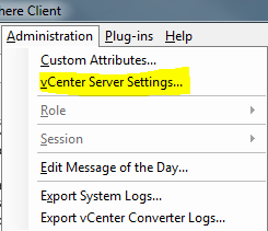 vmotion2 VMware vMotion problems on ESX 3.5 servers after upgrade to vCenter 4.1