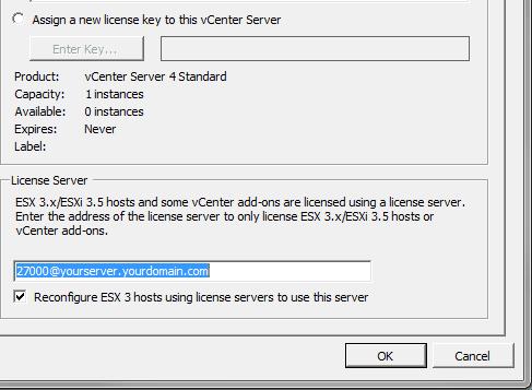vmotion3 VMware vMotion problems on ESX 3.5 servers after upgrade to vCenter 4.1