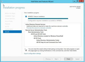 dcpromo11-300x217 Windows 8 Server Beta Active Directory ADDS Installation