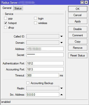 How to setup a wireless hotspot with Mikrotik RouterOS