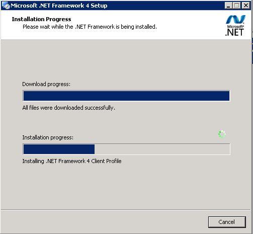Installing Exchange 2013 in Windows Server 2008 R2 step by
