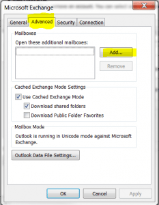 addmail4-233x300 How to add additional mailboxes to Outlook 2010