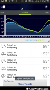 accu2-168x300 Best Android Weather App 2013 Roundup