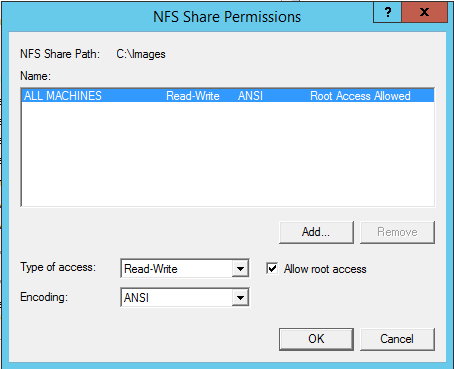 How to Clonezilla to Windows NFS share - Virtualization Howto