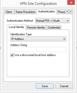 shrew4-250x300 How to connect Shrew Soft VPN client to Sophos IPsec VPN