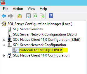 Windows Server 2012 Failover Cluster SQL 2012 SSL