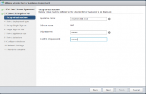 vcsa6_15-300x193 Lab Deploy VCSA with Embedded Platform Services Controller