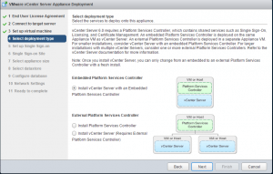 vcsa6_16-300x191 Lab Deploy VCSA with Embedded Platform Services Controller