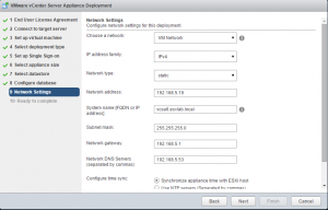 vcsa6_22-300x192 Lab Deploy VCSA with Embedded Platform Services Controller