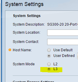Setting up VLANs Cisco SG300-20 Switch - Virtualization Howto