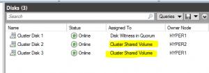 hyper-vcluster09-300x105 Setup a Hyper-V Cluster Lab in VMware Workstation
