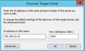 msft_iscsi03-300x181 Setup a Hyper-V Cluster Lab in VMware Workstation