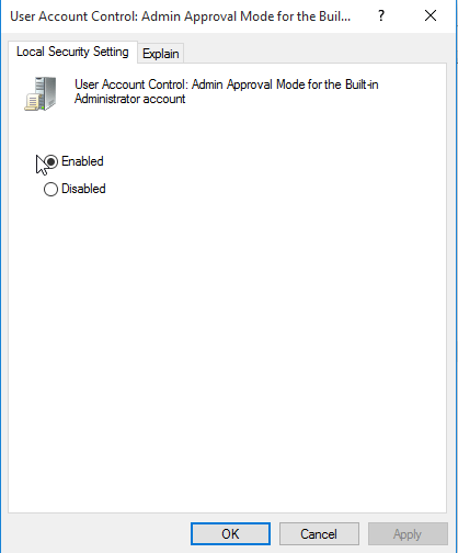 local security policy editor windows 10 home