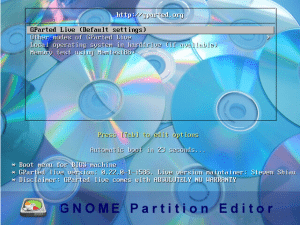 gparted01-300x225 Delete the Recovery partition Windows 10
