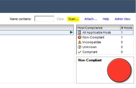v6u2_03 Update manager Upgrade VMware ESXi 6.0 update 2