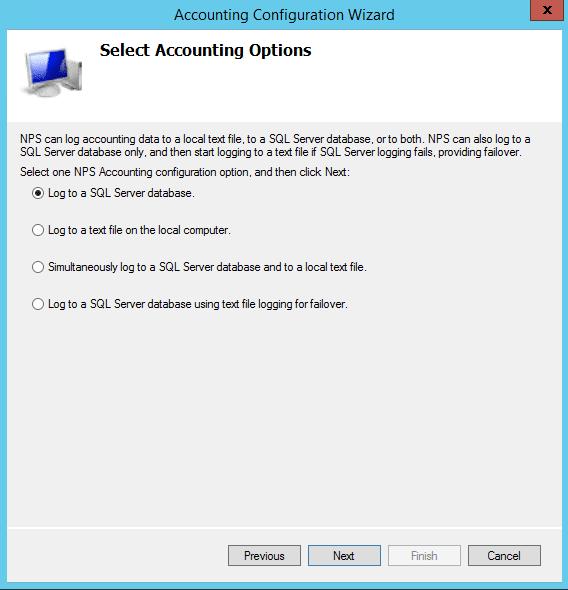 npslog06 Windows 2012 R2 NPS log files location configuration