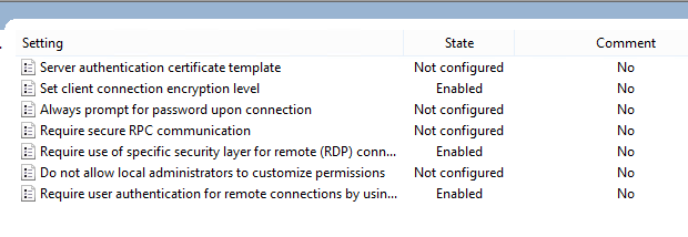rdpsec01 Securing RDP access to Home Lab