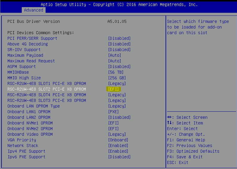 smuefi03 Windows cannot be installed to this disk 4K drives