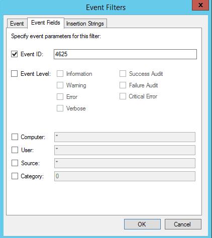 elogmgr05 Get notified of failed Windows login attempts