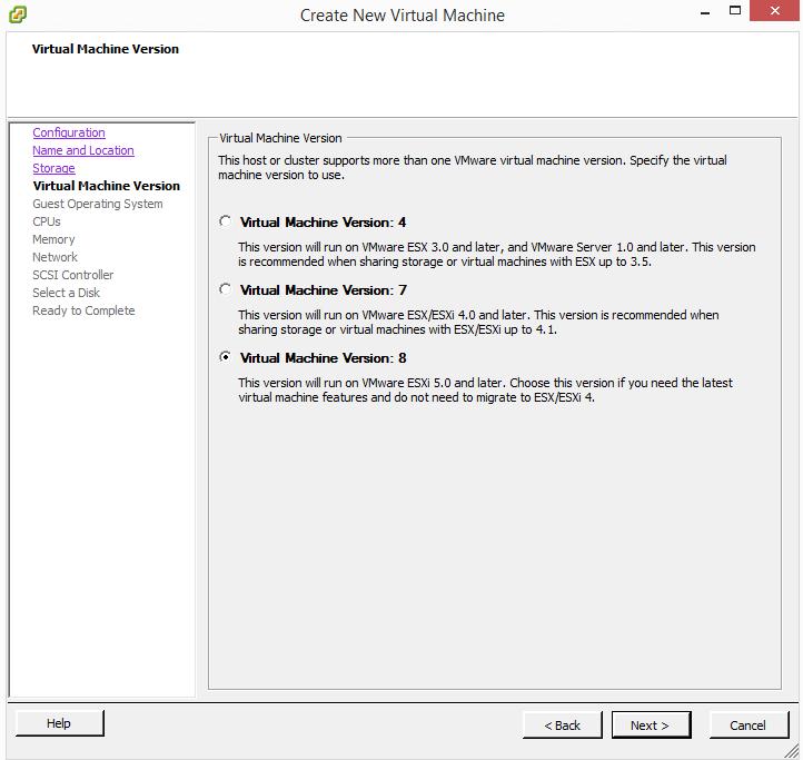 exosvirt04 Virtual Extreme EXOS install and configuration