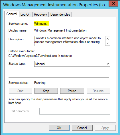 Kill a Windows service quick tip - Virtualization Howto