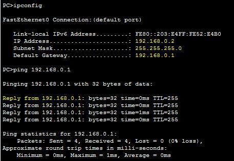 diffsub05 What happens Same IP Range different subnet mask
