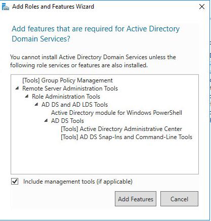 adds2016_02 Prepare Active Directory Windows Server 2016 DC Adprep