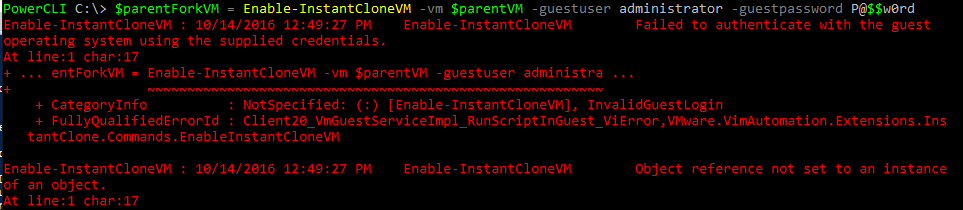 VMware PowerCLI Instant Clone Lab - Virtualization Howto