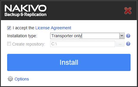 nakaz02 Nakivo Backup & Replication Backup to Azure