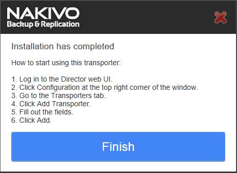 nakaz04 Nakivo Backup & Replication Backup to Azure