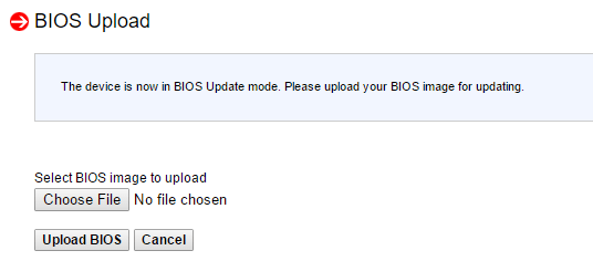 Update Supermicro BIOS using IPMI SUM - Virtualization Howto