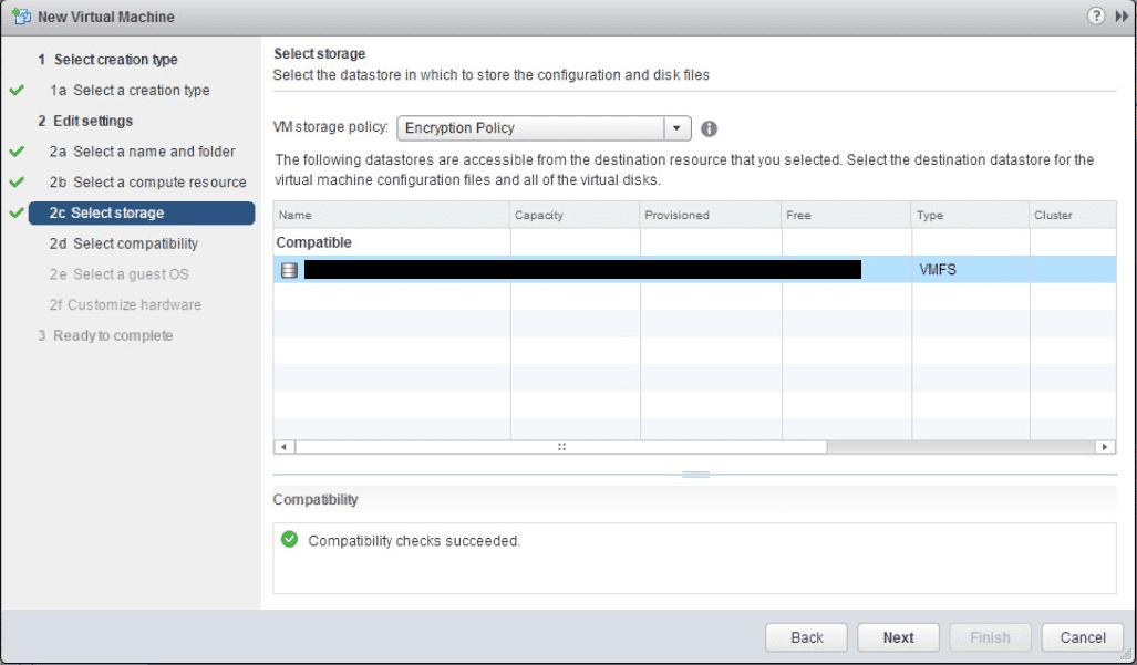 encrypt24 VMware vSphere 6.5 Configure Encrypted VMs