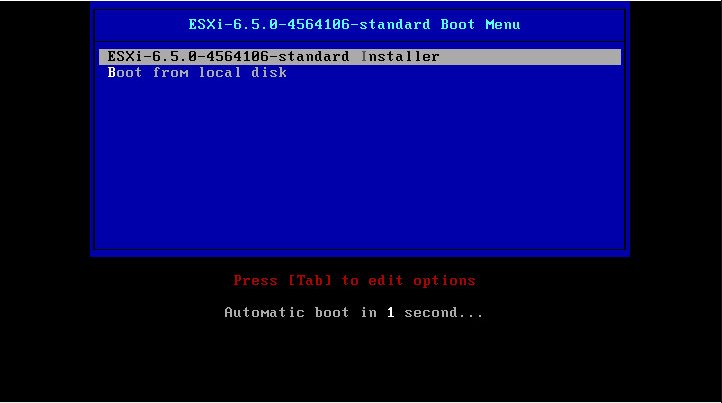 VMware ESXi 6 5 Install step by step - Virtualization Howto