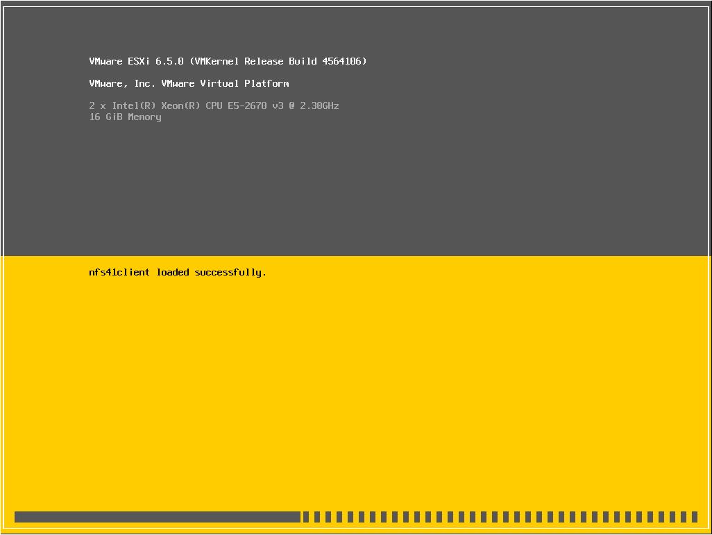 esxi65_02 VMware ESXi 6.5 Install step by step