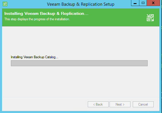 v95up13 Upgrade Veeam Backup and Replication 9.0 to 9.5