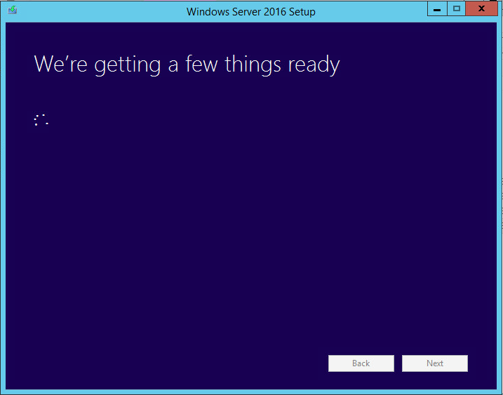 w2012dc16up03 Upgrade Windows Server 2012 R2 Domain Controller to Windows Server 2016