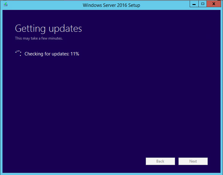 w2012dc16up08 Upgrade Windows Server 2012 R2 Domain Controller to Windows Server 2016