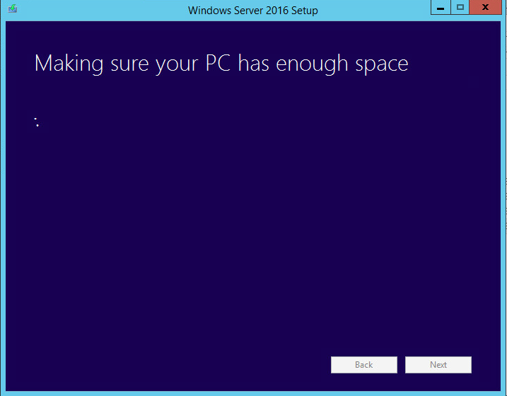 w2012dc16up13 Upgrade Windows Server 2012 R2 Domain Controller to Windows Server 2016