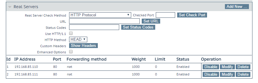 kemp16 Great Free Linux Load Balancer