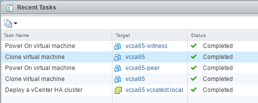 vcsa65_ha15 How to Configure VMware VCSA 6.5 HA