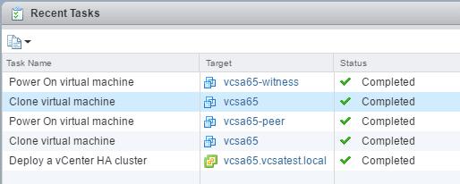 vcsa65_ha15 How to Configure VMware VCSA 6.5 HA