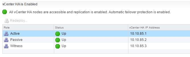 vcsa65_ha16 How to Configure VMware VCSA 6.5 HA