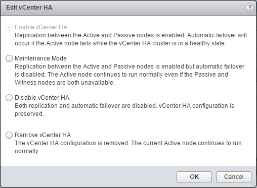 vcsa65_ha22 How to Configure VMware VCSA 6.5 HA