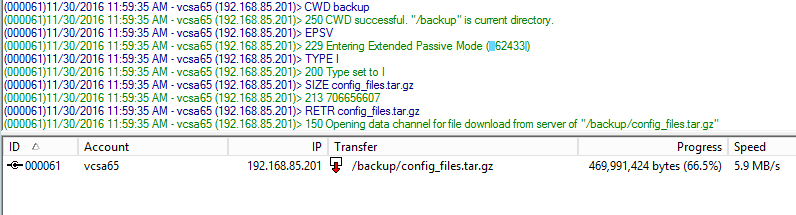 vcsa65_rest20 VMware VCSA 6.5 Appliance Restore