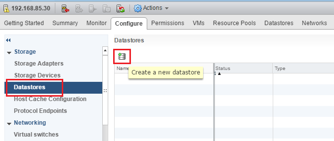vmfs6_01 How to Create VMFS 6 Datastore in VMware vSphere 6.5