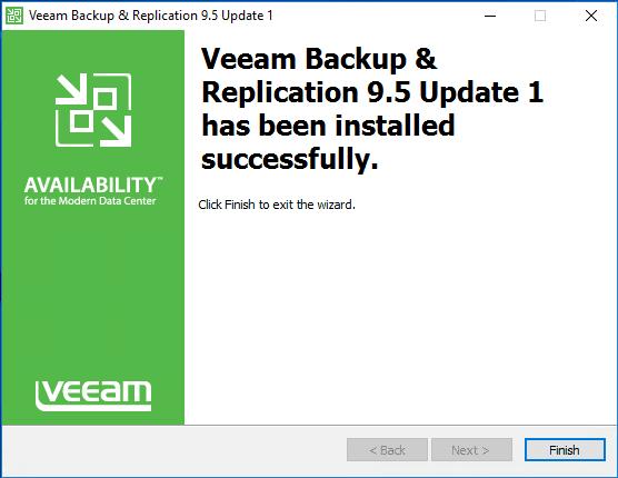 v95u1_07 Veeam 9.5 Update 1 Released VMware vSphere 6.5 support