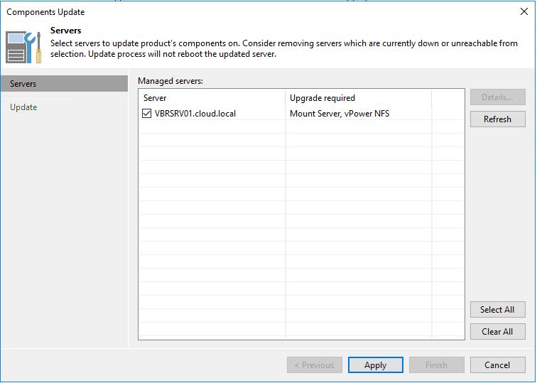 v95u1_08 Veeam 9.5 Update 1 Released VMware vSphere 6.5 support